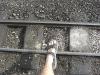 Tracks at Dungeness