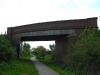 Bridge over old railway