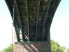 Underneath viaduct