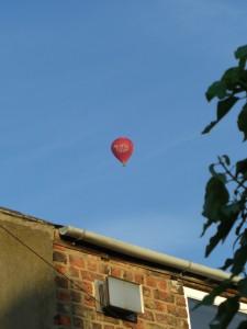 KitKat balloon