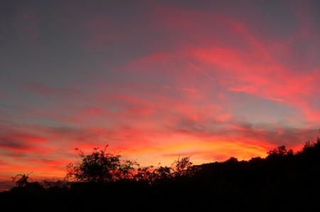 Maidenhead sunset