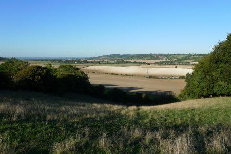 Hill above Saunderton